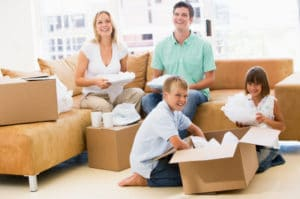 Tips for packing and moving your home quickly