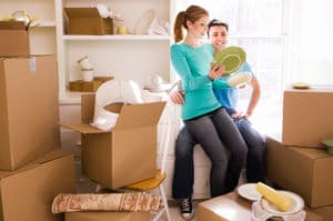 Packing ideas for an easy relocation