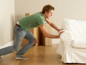 How To Move Heavy Furniture On Hardwood Floors