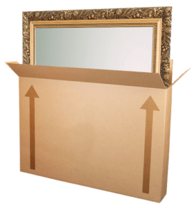 Moving Box for Pictures and Mirrors - boxes for house move