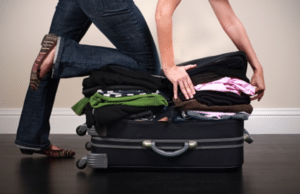 house moving - should you pack on your own?