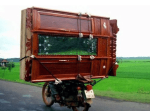 house moving - People who Choose a Wrong Vehicle