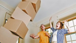 save money while moving your house