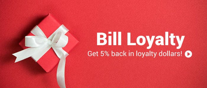 bill loyalty removal program