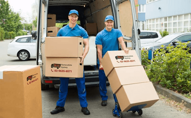 Removal Boxes Sydney